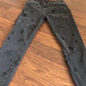 Star Design - Mother Denim Jeans - Great Condition